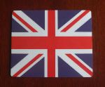 Great Britain Union Jack Country Flag Hardtop Mouse Mat / Pad.